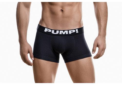 PUMP! Boxer noir classique