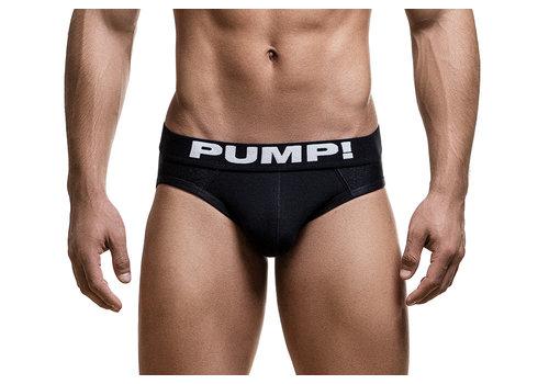 PUMP! Slip Classique Noir