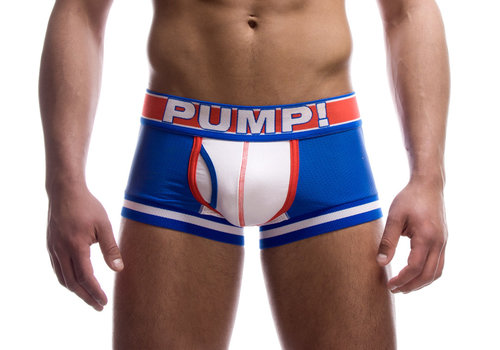 PUMP! Boxer Touchdown Ice