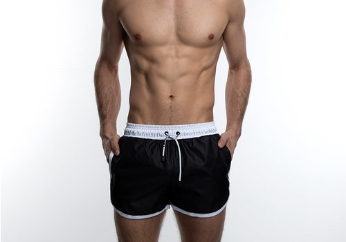 PUMP! Black Watershort