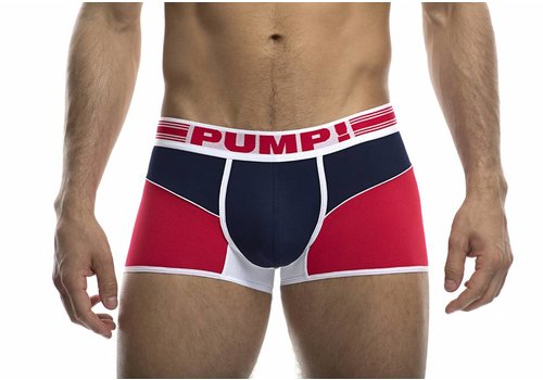 PUMP! Academy Free-Fit Boxer