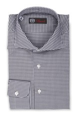 Black & White Gingham Shirt