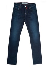 Handmade Jacob Cohen Jeans, Medium Dark Wash