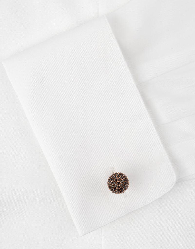 Gem Encrusted Dome Cufflinks