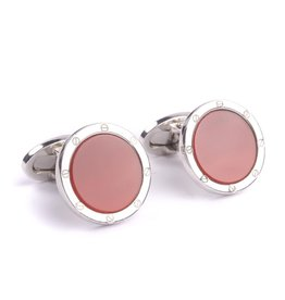 Red Agate Cufflinks
