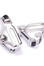 Onyx Wraparound Cufflinks