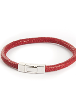 Red Stingray Bracelet