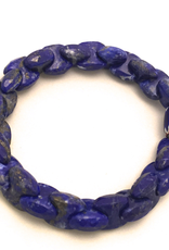 Lapis link bracelet