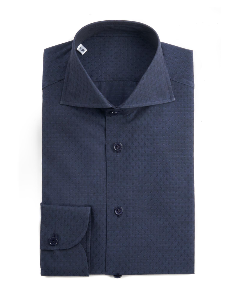 100%CO Handmade Woven Diamond Shirt