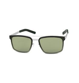 Sunglasses Sunny :Chrome Green Mirrored