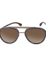 Sunglasses Daniel D. :Graphite Mirrored_Polarized