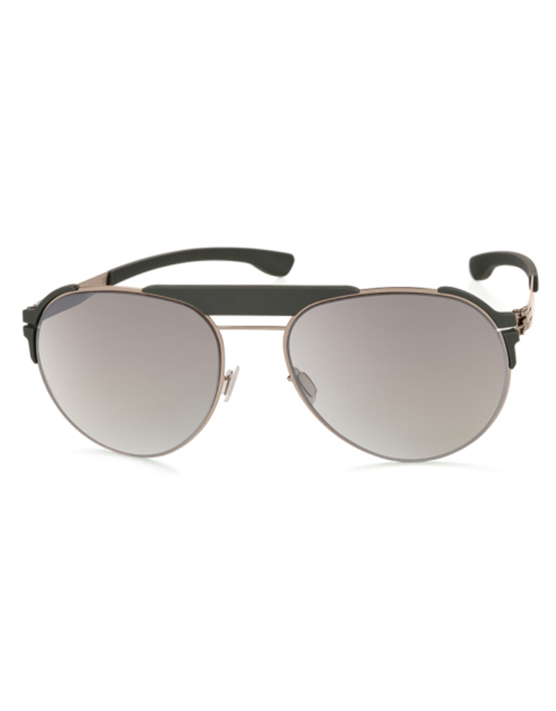 Sunglasses Fadeaway :Bronze :Brown Mirrored :Rubber