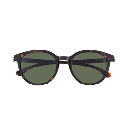 Sunglasses Marco M. :Magma :Black :Green Polarized