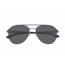 Sunglasses Attila L. Marine Blue :Grey Polarized