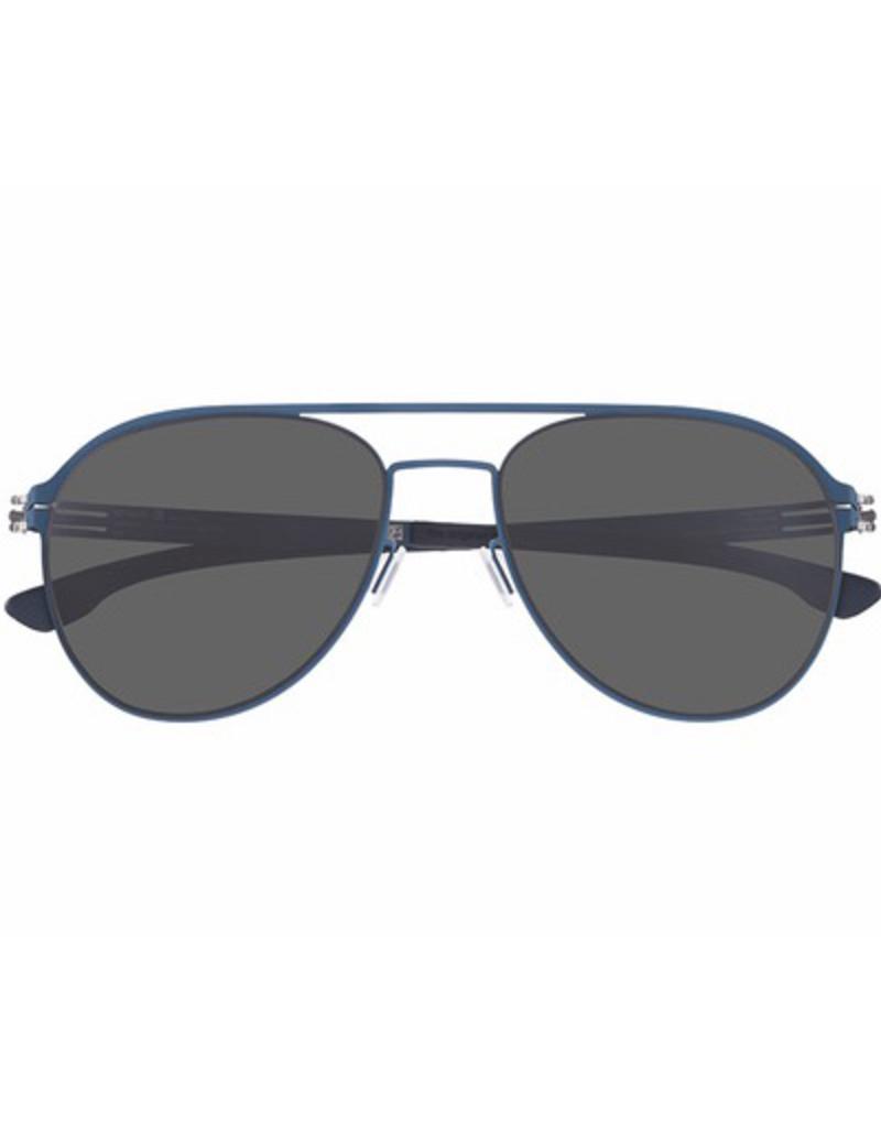 Sunglasses Attila L. Marine Blue :Grey Polarized