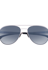 Sunglasses Attila L. :Chrome_Mirrored_Polarized