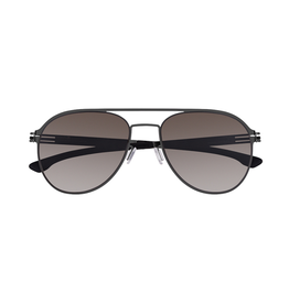 Sunglasses Attila L. :Gun-Metal