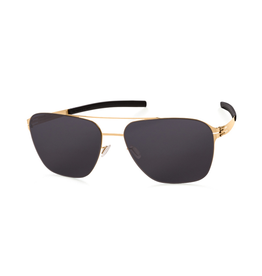 Sunglasses Jonathan I. Large :Rose_-Gold