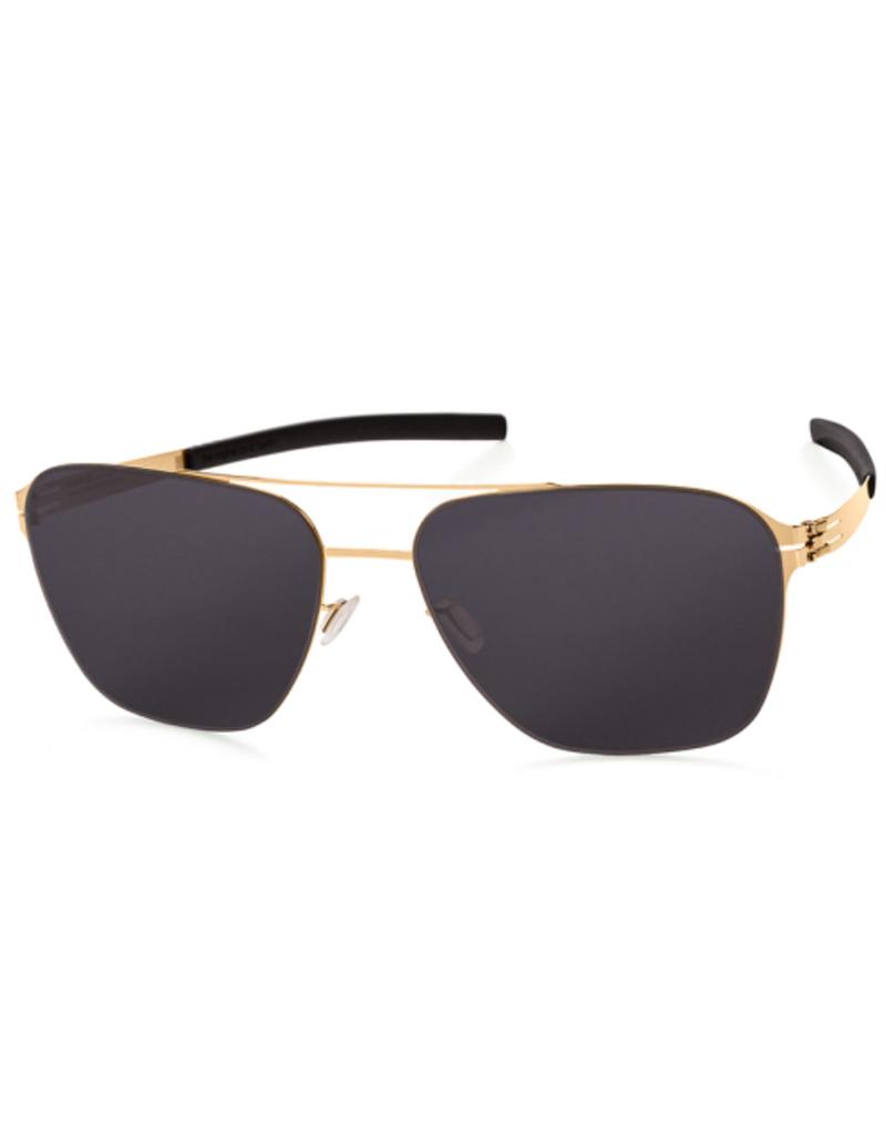 Sunglasses Jonathan I. Large :Rose_-Gold