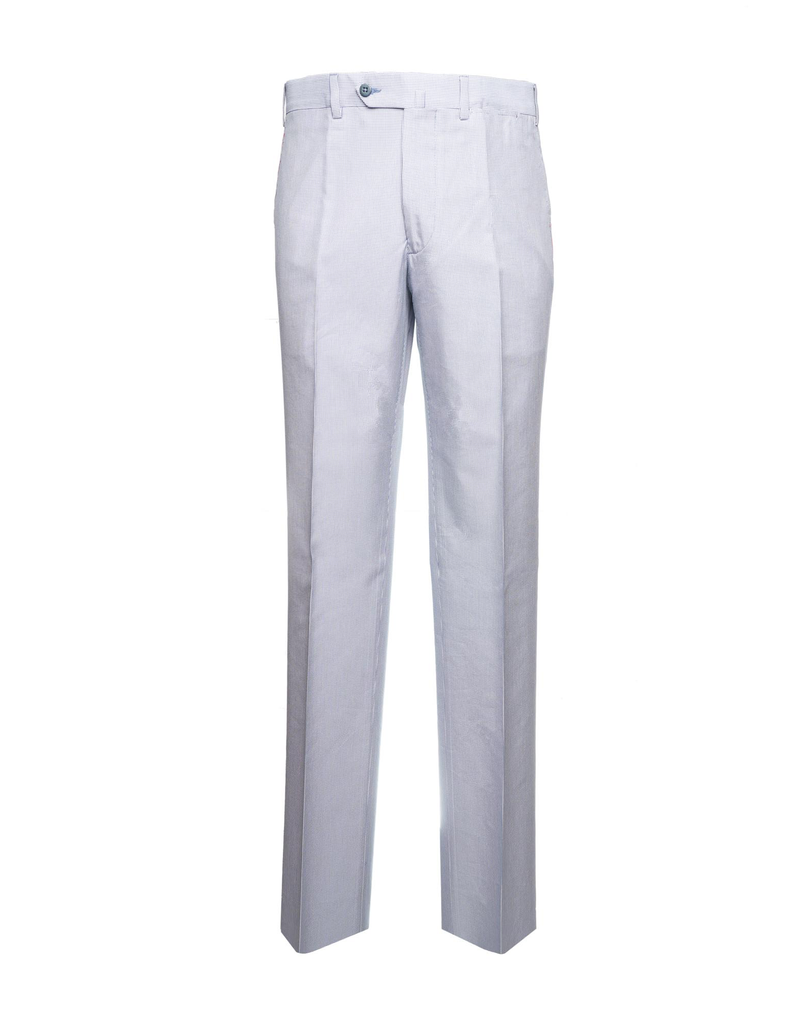 Light Blue Casual Pant