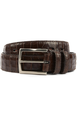 Brown Caiman Belt