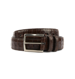 Brown Caiman Belt