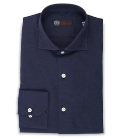 Woven Birdeye Shirt, Handmade