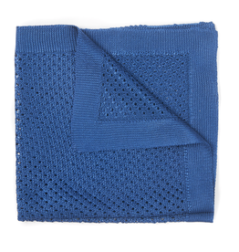 Silk Knit Pocket Square