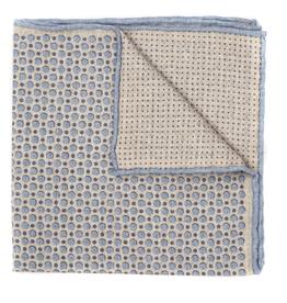 Wool blend Pocket Square