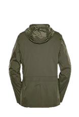 Convertible Jacket, Olive