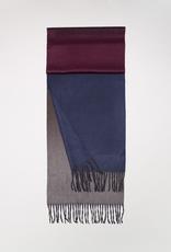 Classic Cashmere Scarf, Multicolor Ombre