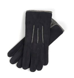 Sueded Lambskin Gloves