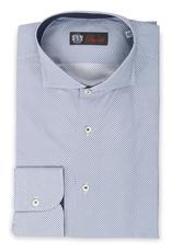 Printed Light Blue Shirt