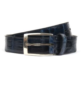Blue Crocodile belt