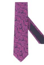 Woven Silk Peacock Tie