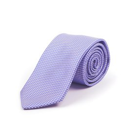 Lavender Woven Tie
