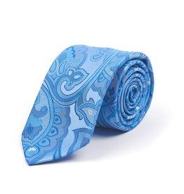Light Blue Woven Tie