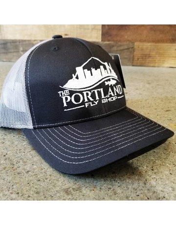 In House Portland Fly Shop Logo Trucker Hat