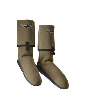 Patagonia Patagonia Neoprene Wading Socks With Gravel Guard