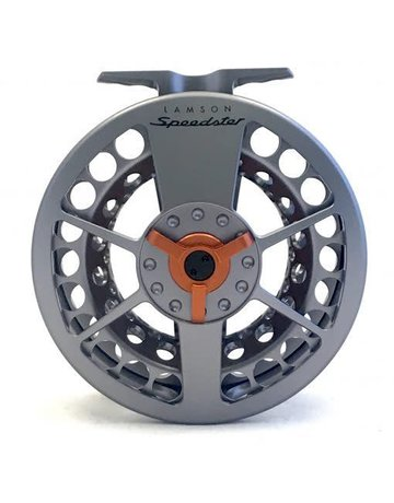 Lamson Lamson Speedster Grey/Orange