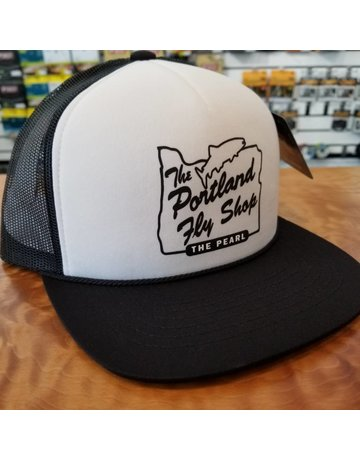 Portland Fly Shop Foam Stag Trucker Hat