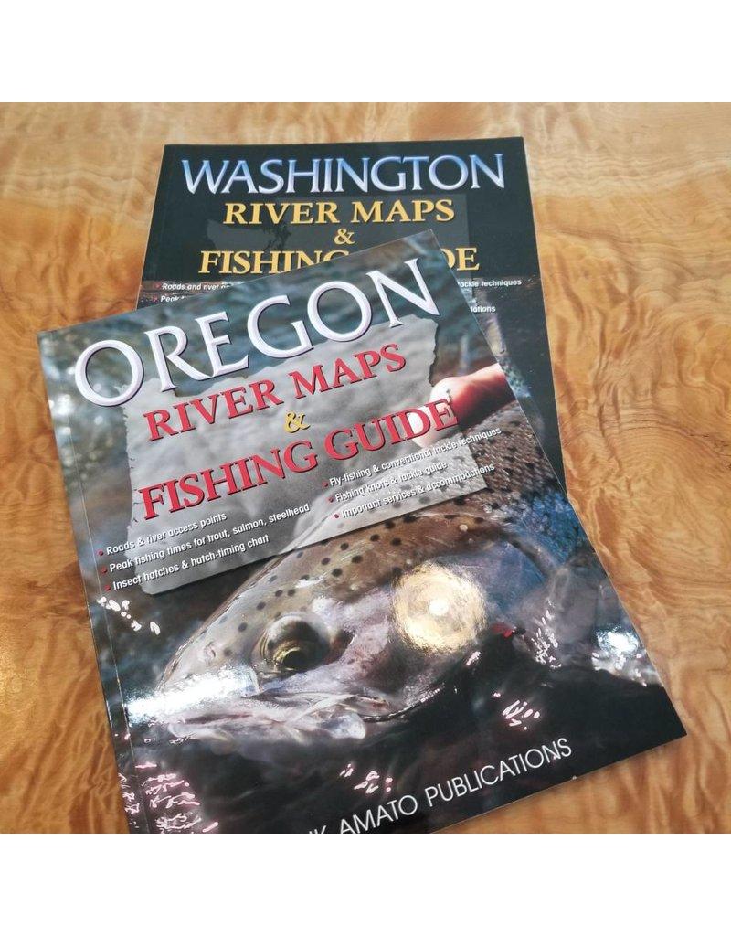 River Maps & Fishing Guide