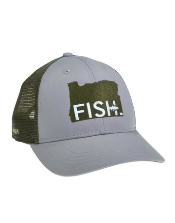 Rep-Your-Water Rep-Your-Water Oregon FISH Hat