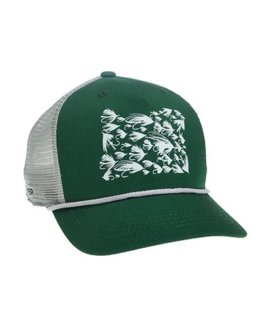 Rep-Your-Water Rep-Your-Water Oregon Flies Mosaic Hat