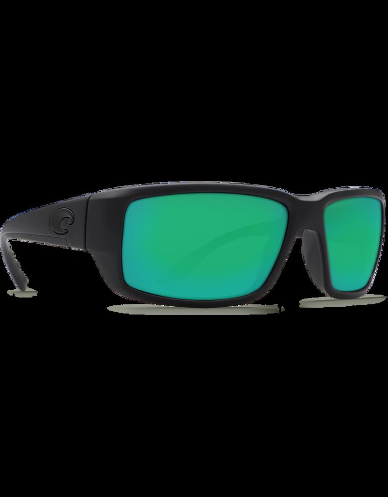 Costa De Mar Costa Fantail - Blackout Green Miror 580G
