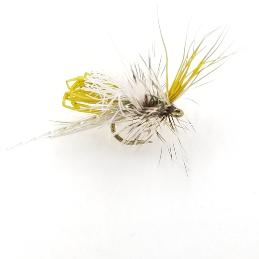 Tying Quigley's Midget Caddis