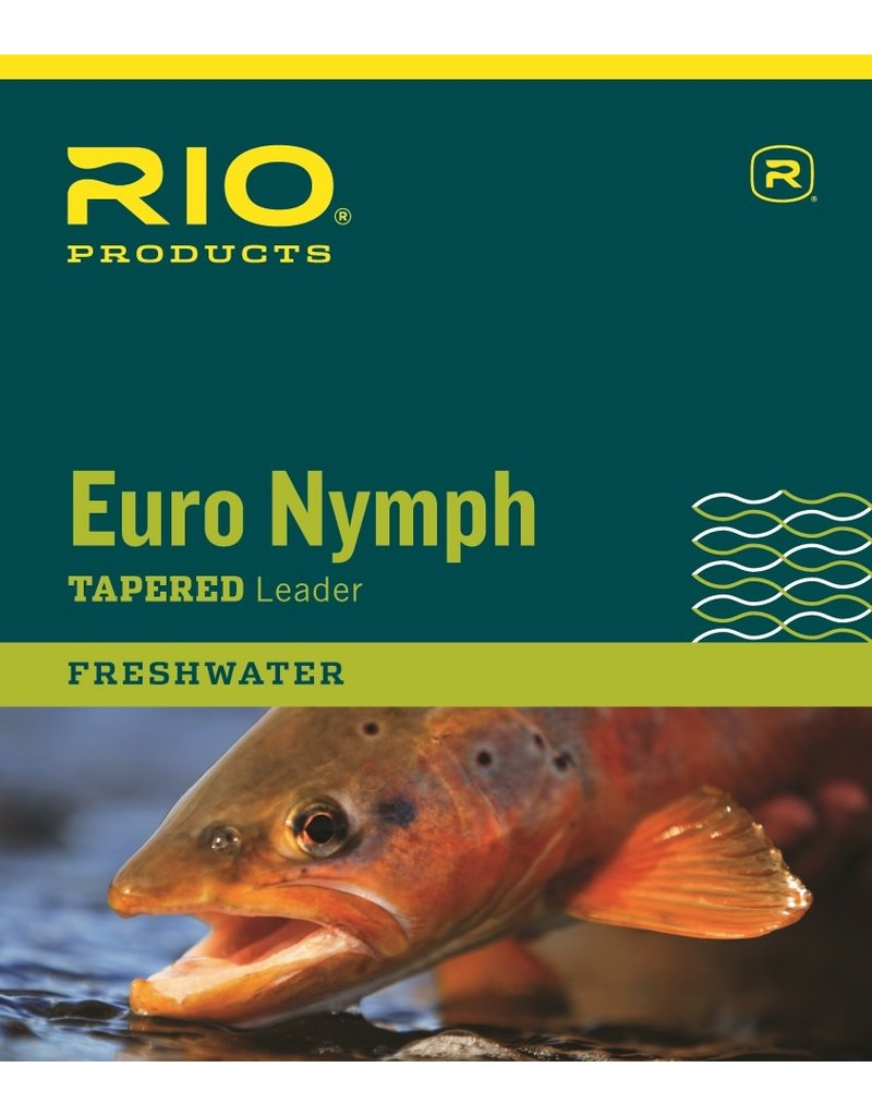Rio RIO Technical Euro Nymph Tapered Leader