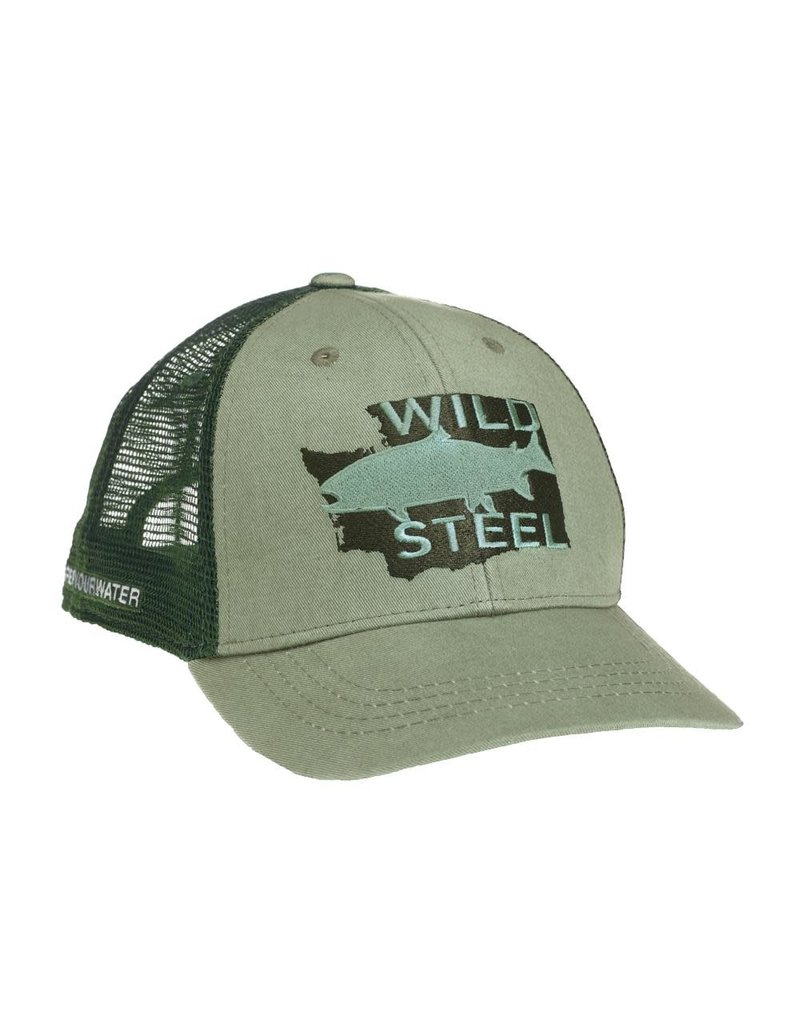 Rep-Your-Water Wild Washington Steel Hat