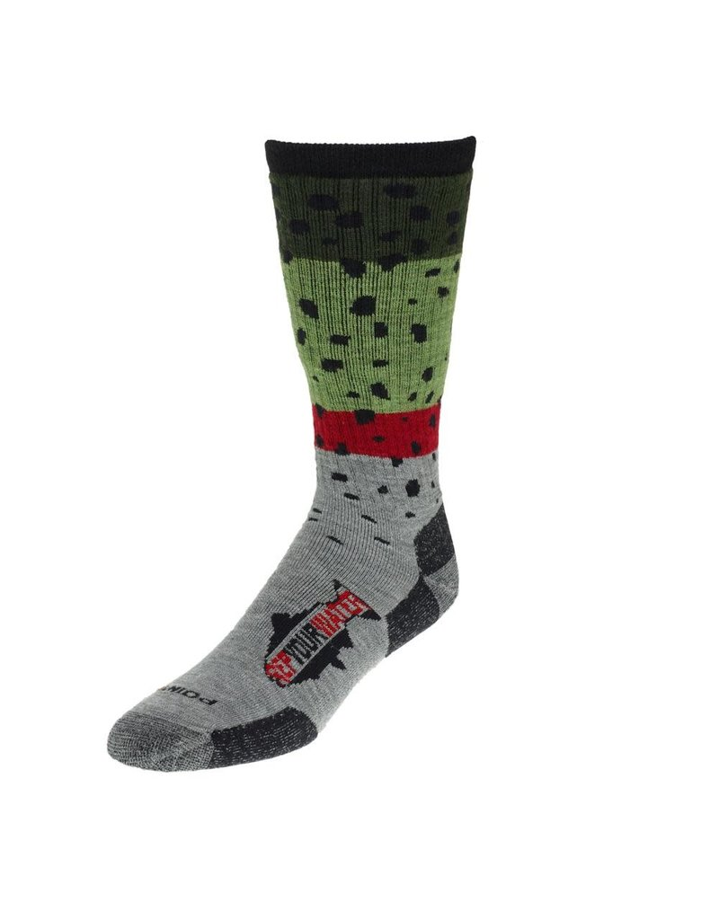 Rep-Your-Water Fish Socks