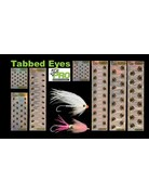 Pro Sportfisher Pro Tabbed Eyes